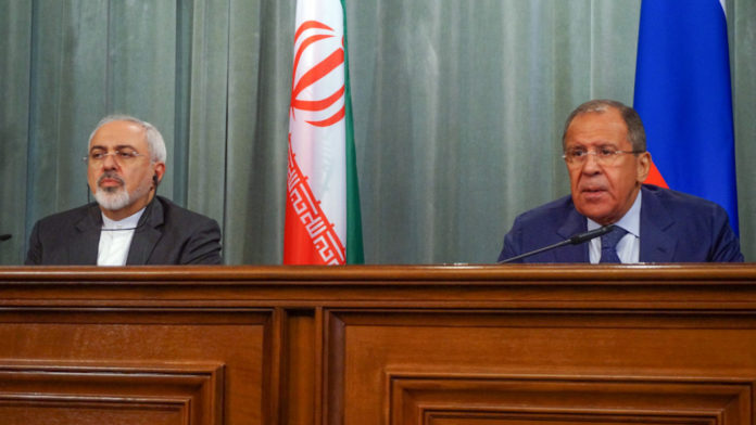 Moscow, Tehran call for 'rescue' of Iran nuclear deal