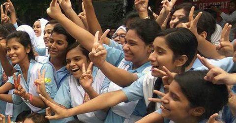100% pass HSC, equivalent exams, 11.83% get GPA 5