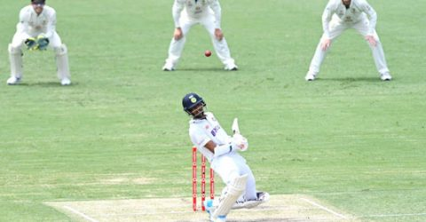 India all out for 336, trail Australia by 33