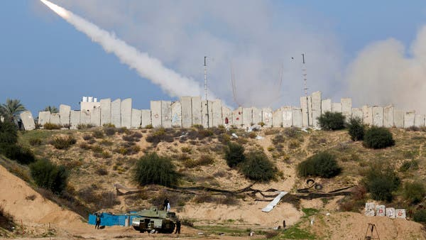 Israeli warplanes hit Gaza after rocket fire: army