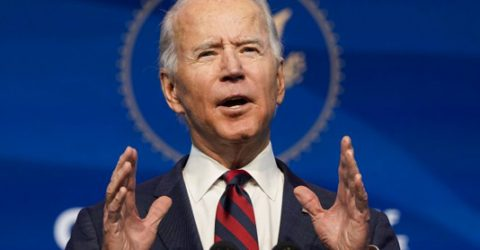 Biden's Covid rescue plan grinds toward Senate approval