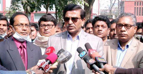 Fakhrul reveals BNP as low-grade standard party : Hanif