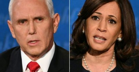 Mike Pence, Kamala Harris spoke by telephone: source
