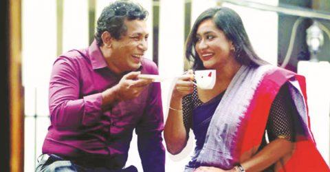 Mosharraf, Mamo's 'Gorom Bhater Gondho'