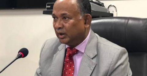 Mongla-Khulna rail line to be opened by Dec: Sujan