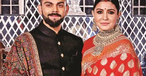 Virat Kohli announces arrival of baby girl