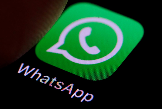 WhatsApp users make over 1.4 bln phone calls on New Year's Eve