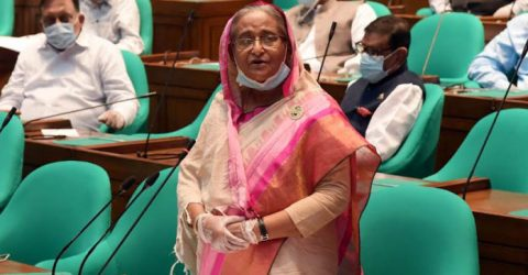 Bangladesh economy averts Covid-19 setback for govt's timely measures: PM