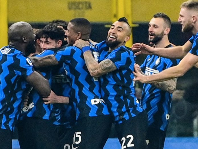 'Perfect' Inter shock Juventus to move level with leaders Milan