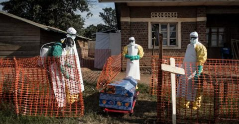 DR Congo announces 'resurgence' of Ebola
