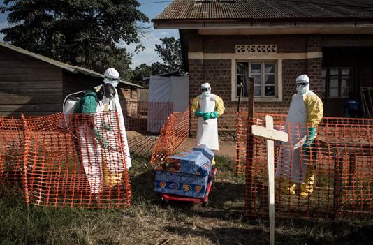 DR Congo announces 'resurgence' of Ebola