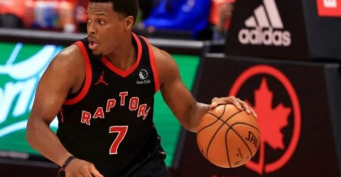 Raptors beat Rockets with depleted coaching staff