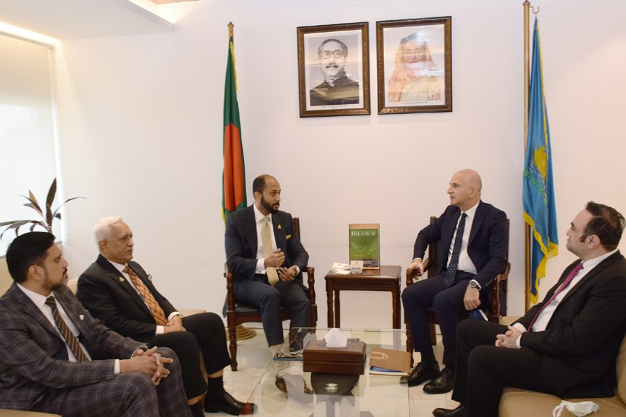 Turkey keen to invest in Bangladesh's agro-industry, light engineering, ICT