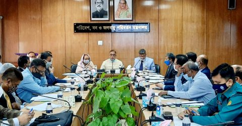 Tree plantation campaign to make Sonar Bangla green : Minister of Environment