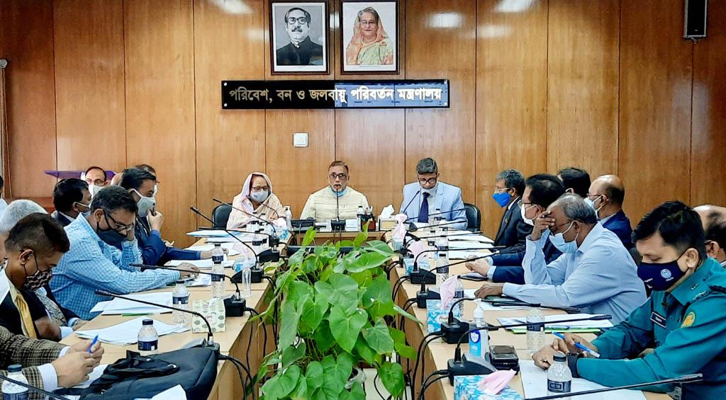 Tree plantation campaign to make Sonar Bangla green : Minister of Environment