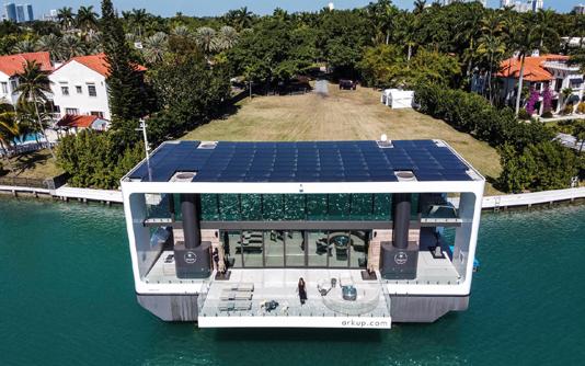 Flood-prone Miami to spend billions tackling sea level rise