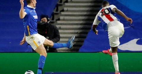 Hodgson not interested in stats as Palace stun Brighton
