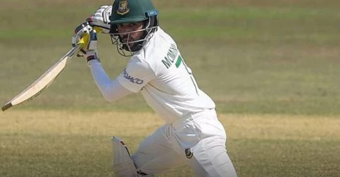 Toss played role in our defeat in 2nd Test: Mominul