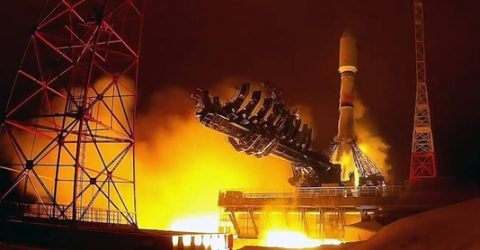Russia's Soyuz-2.1b carrier rocket orbits military satellite — Defense ministry