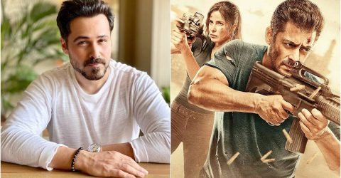 Emraan Hashmi turns villain for Salman Khan's Tiger 3