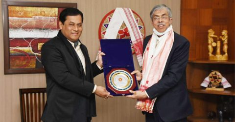 Assam CM for removing barriers in export-import sector to boost bilateral trade