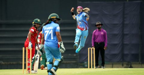 Bangladesh Blue makes winning start in Bangladesh Games