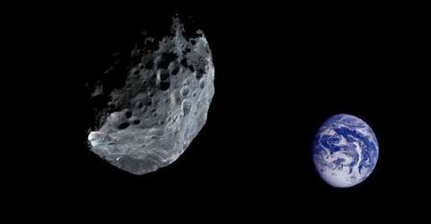 Large asteroid to (safely) zip past Earth