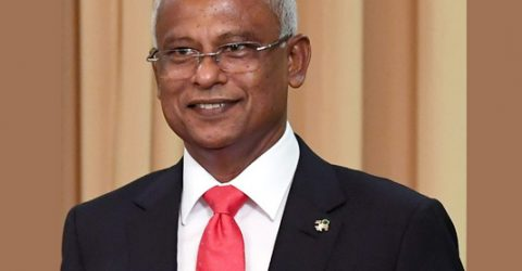 Maldivian President arrives tomorrow to join independence celebration