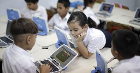 No class for a year: Covid worsens Latin American inequality