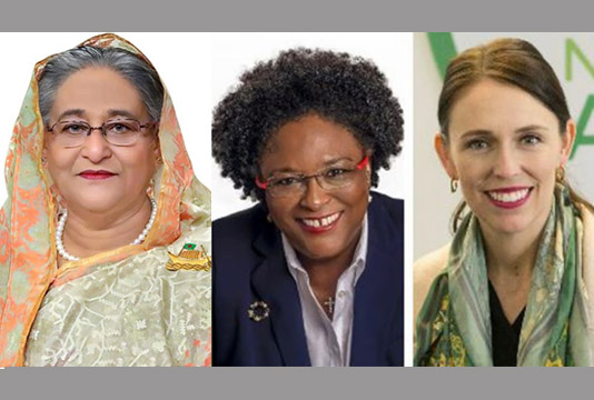 Sheikh Hasina among top 3 Commonwealth inspirational women leaders