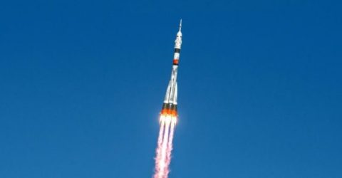 Russia launches 38 satellites for 18 countries