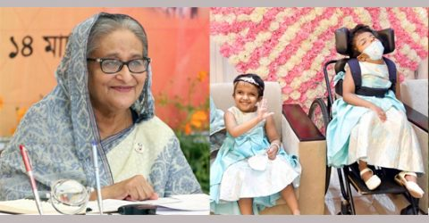 Rabeya-Rukiya's home return in Mujib Borsho is a matter of pride: PM