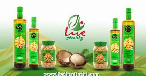 Macadamia Nut, Extra Virgin Macadamia Oil now available in BD market