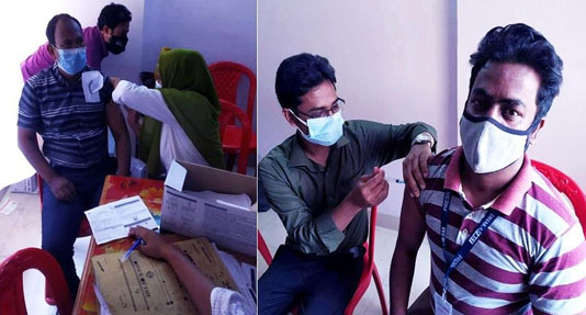 2,31,191 get second dose of COVID-19 vaccine in Rangpur