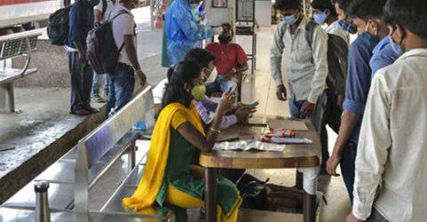 India records over 1.15 lakh fresh coronavirus cases