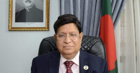 Momen leaves for Uzbekistan to join Int'l connectivity conference