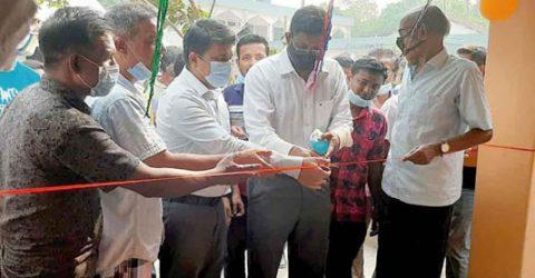 10 minority ethnic families get pucca houses in Sundarganj