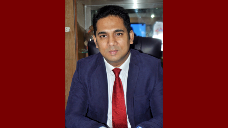 Jobaer Alam re-appointed as the Chairman of  Oceanography  Dept, DU