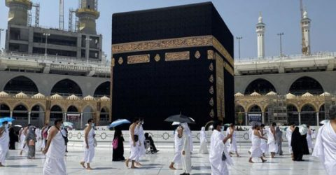 Saudi to allow only 'immunised' pilgrims to Makkah