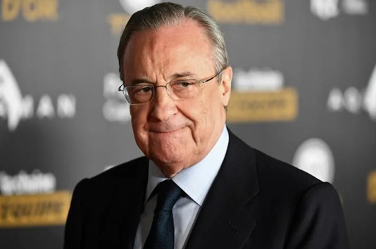 Super League project 'on stand-by', says Real Madrid chief Perez