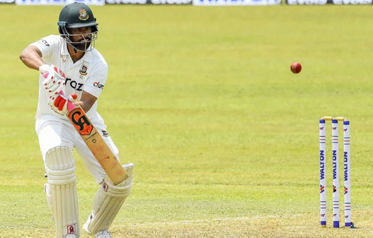 Tamim misses his century against Sri Lanka
