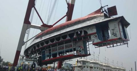 Death toll in Shitalakkhya launch capsize reaches 35