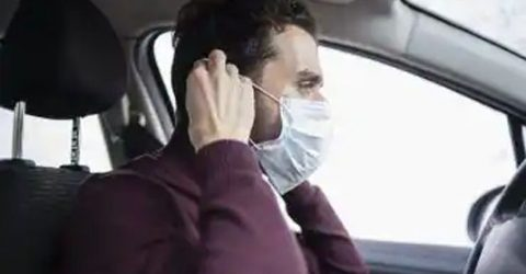 Wearing of mask while driving alone mandatory during pandemic: HC