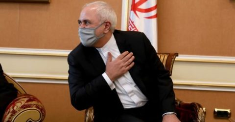 Iran FM asks Soleimani family for 'forgiveness' after leak