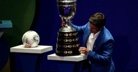 Argentina ready to host Copa America: President Fernandez