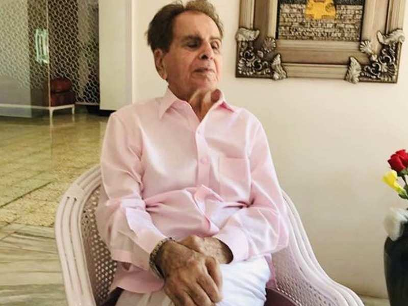 Dilip Kumar discharged from hospital post routine check-up
