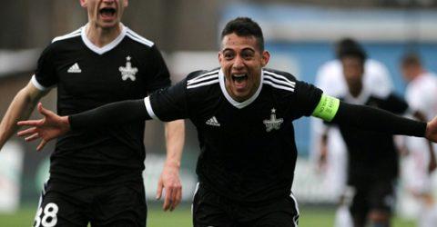 Frank Castaneda, the prolific Colombian striker… in Moldova