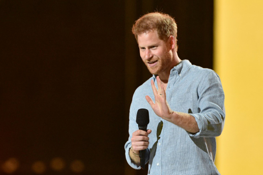 In new docuseries, Prince Harry again insists his family lacks empathy