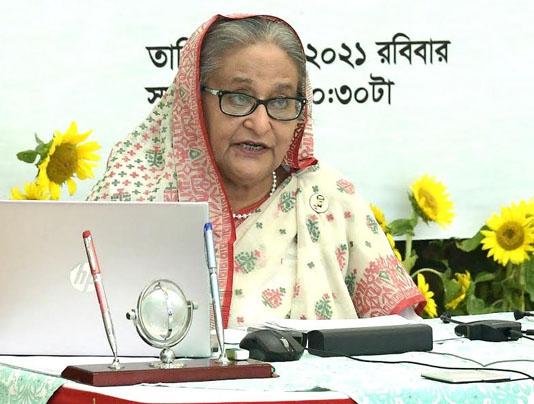 PM launches cash disbursement among pandemic-hit people