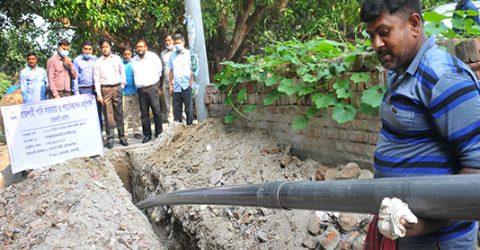 RWASA starts expanding water supply network to marginal communities
